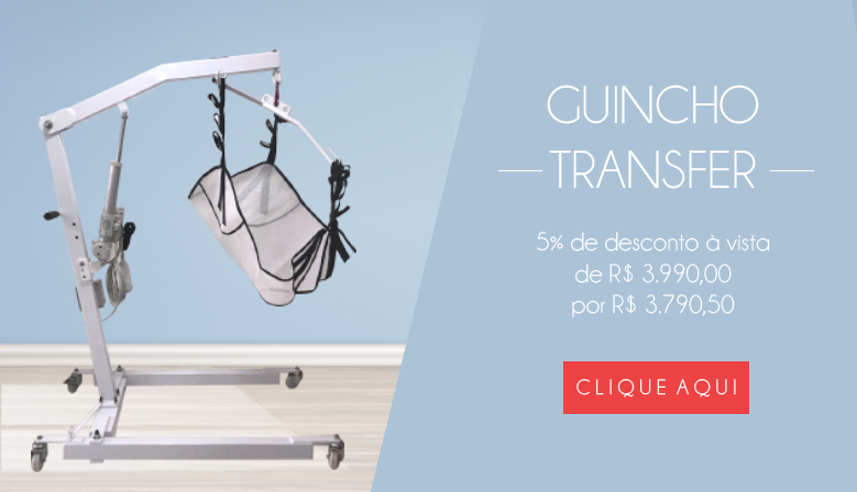 Guincho Hospitalar Manual Transfer
